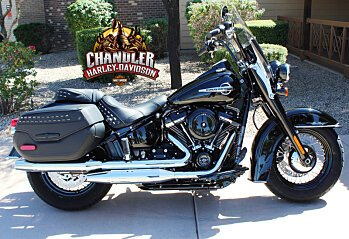 2018 Harley-Davidson Touring Heritage Classic for sale 200505585