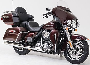 2018 Harley-Davidson Touring Ultra Limited for sale 200506139
