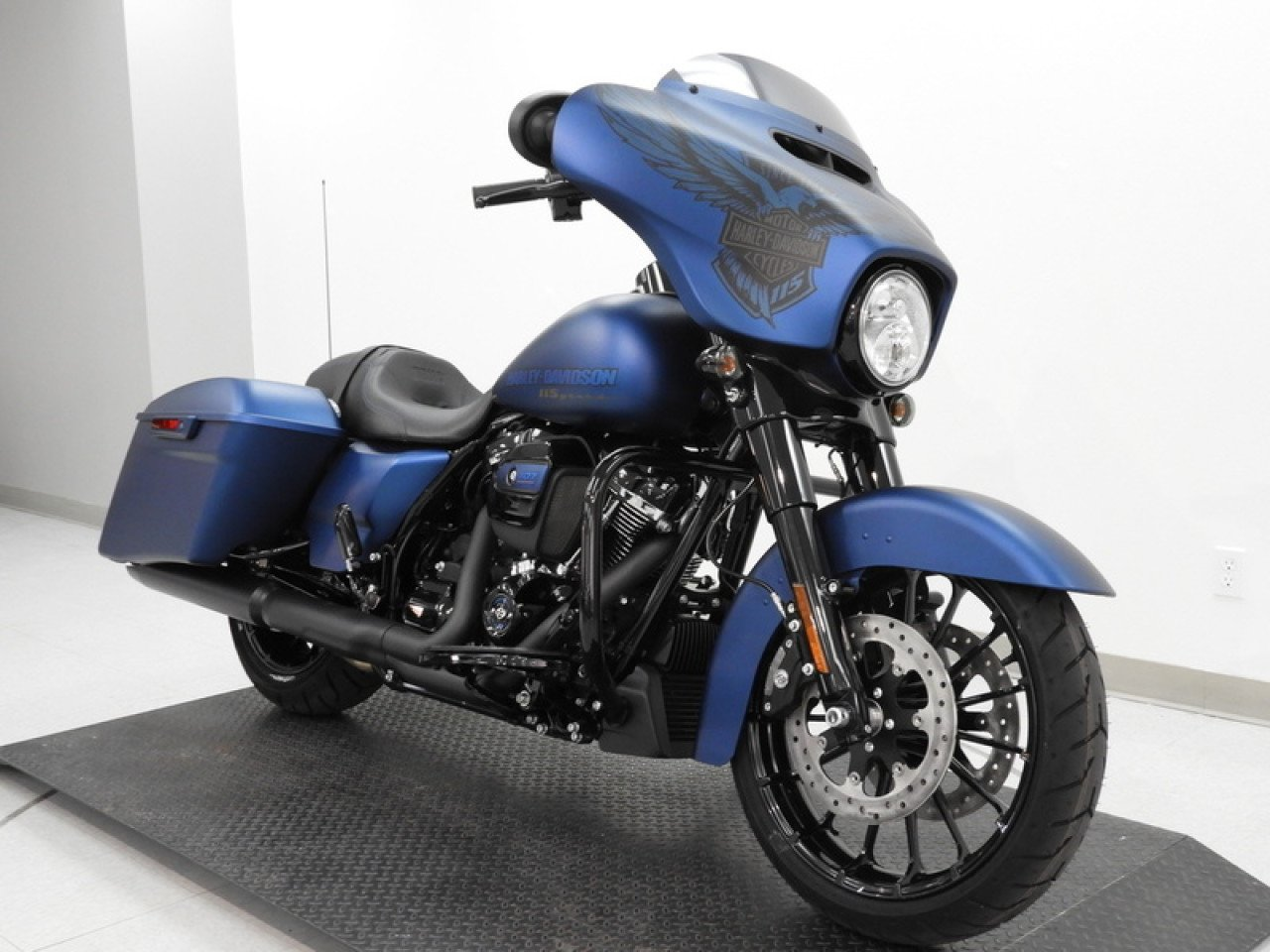 Harley Davidson Touring Motorcycles For Sale Dallas Tx >> 2018 Harley-Davidson Touring 115th Anniversary Street Glide Special for sale near Garland, Texas ...