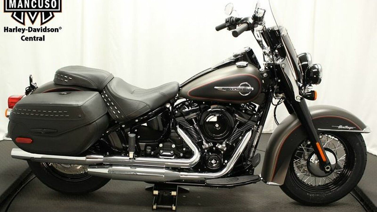 2018 Harley-Davidson Touring Heritage Classic for sale 200515198