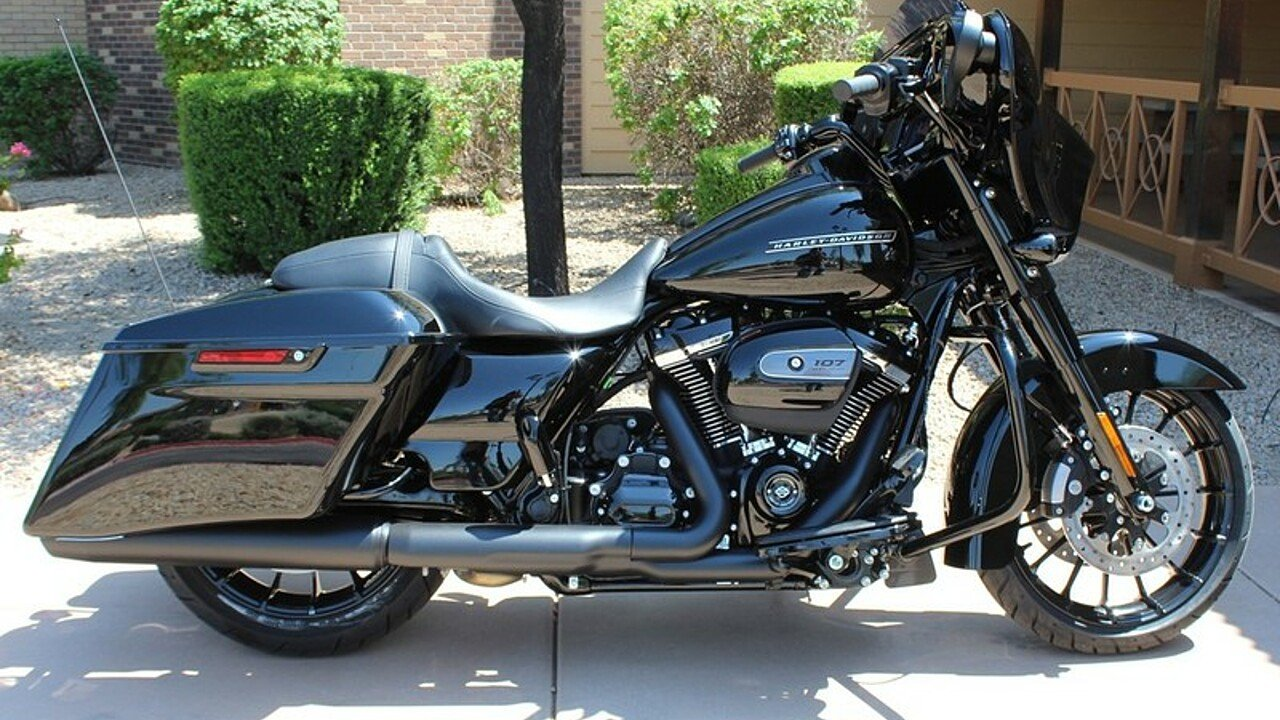 2018 Harley Davidson Touring Street Glide Special For Sale 200518855