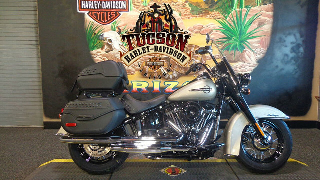 2018 Harley-Davidson Touring Heritage Classic for sale 200520030