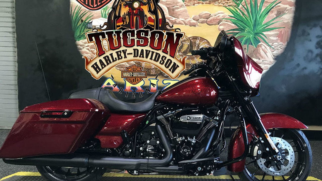 2018 Harley-Davidson Touring Street Glide Special for sale 200520033