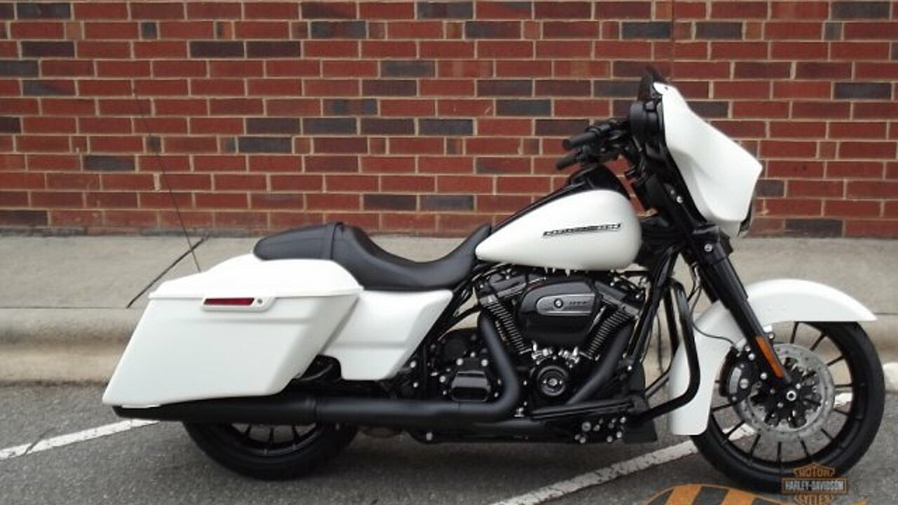 2018 Harley-Davidson Touring Street Glide Special for sale 200521104
