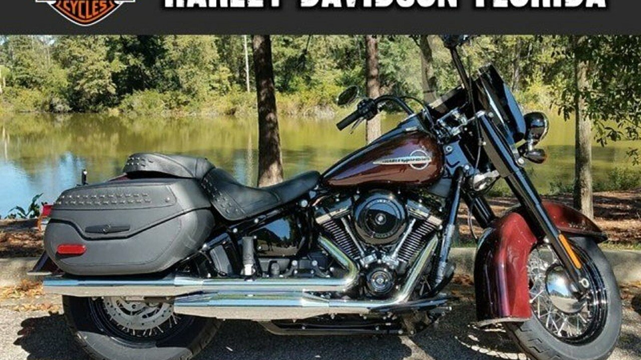 2018 Harley-Davidson Touring Heritage Classic for sale 200521572