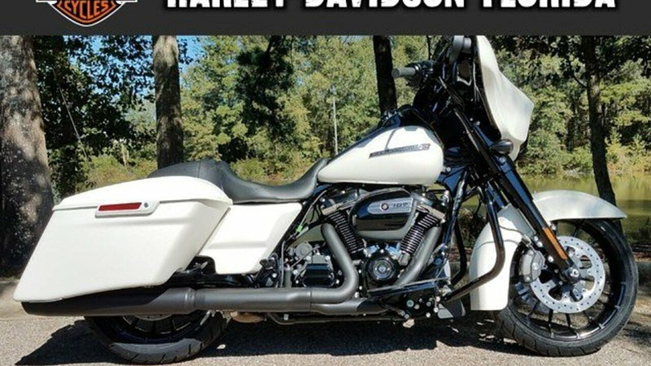 2018 Harley-Davidson Touring Street Glide Special for sale 200521578