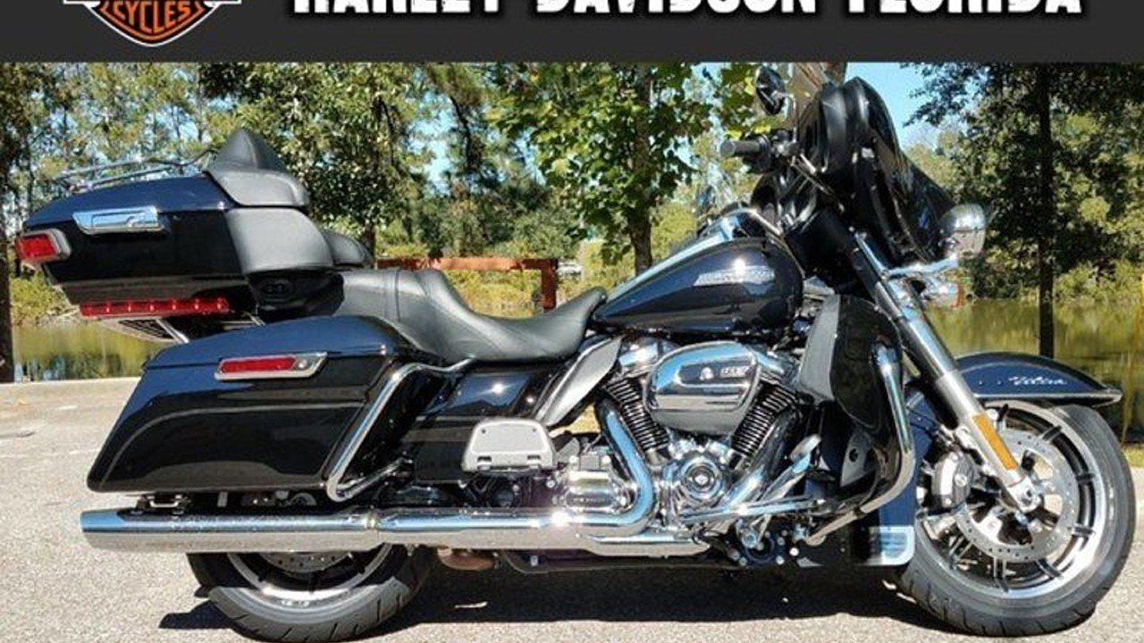 2018 Harley-Davidson Touring Electra Glide Ultra Classic for sale 200521599
