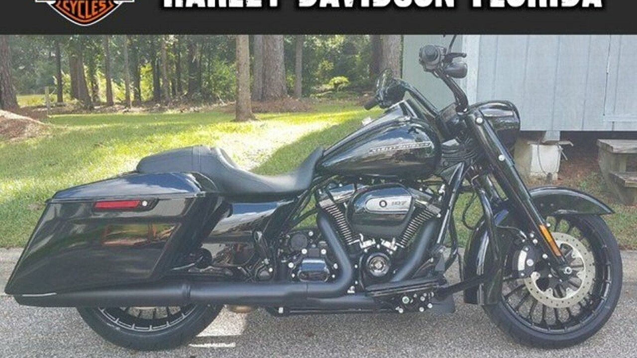 2018 Harley-Davidson Touring Road King Special for sale 200521623