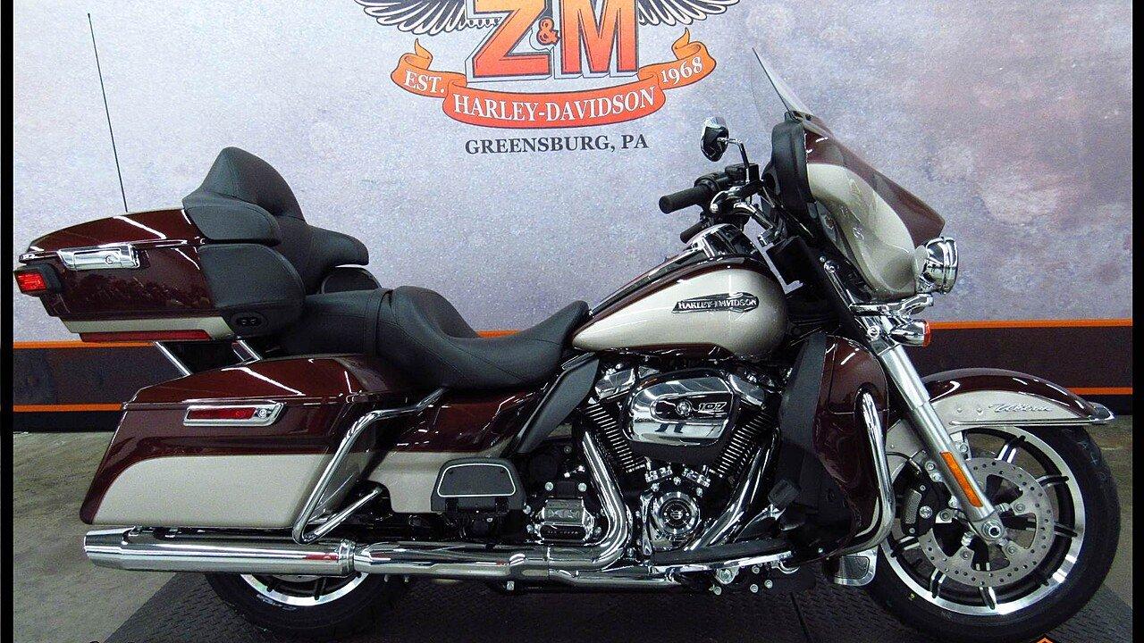 2018 Harley-Davidson Touring for sale 200521695