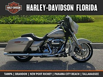 2018 Harley-Davidson Touring for sale 200523394