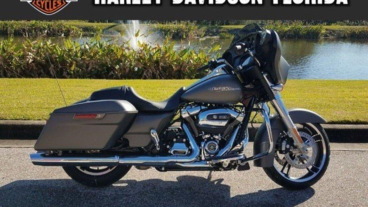 2018 Harley-Davidson Touring for sale 200523412