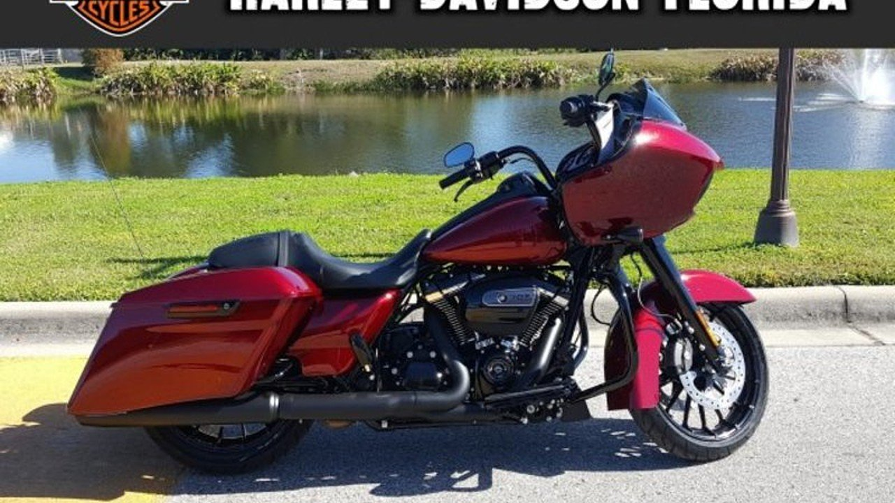 2018 Harley-Davidson Touring Street Glide Special for sale 200523413