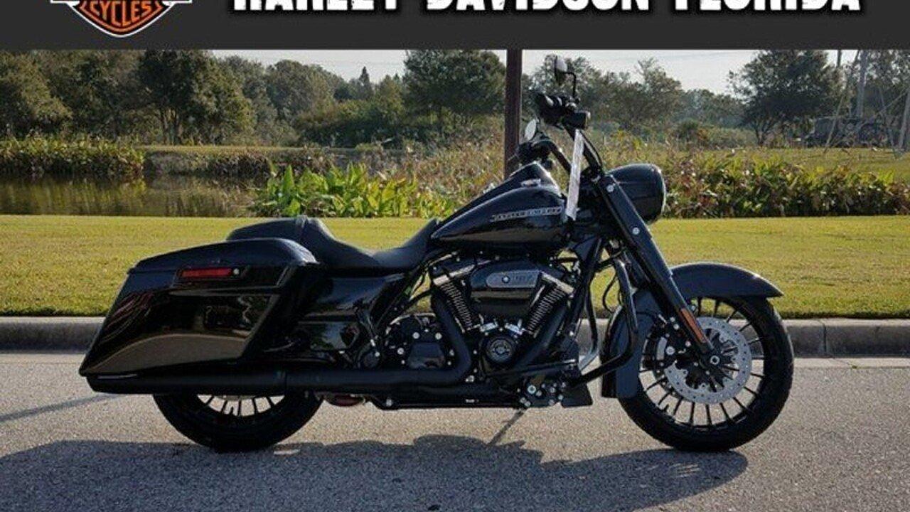 2018 Harley-Davidson Touring for sale 200523429