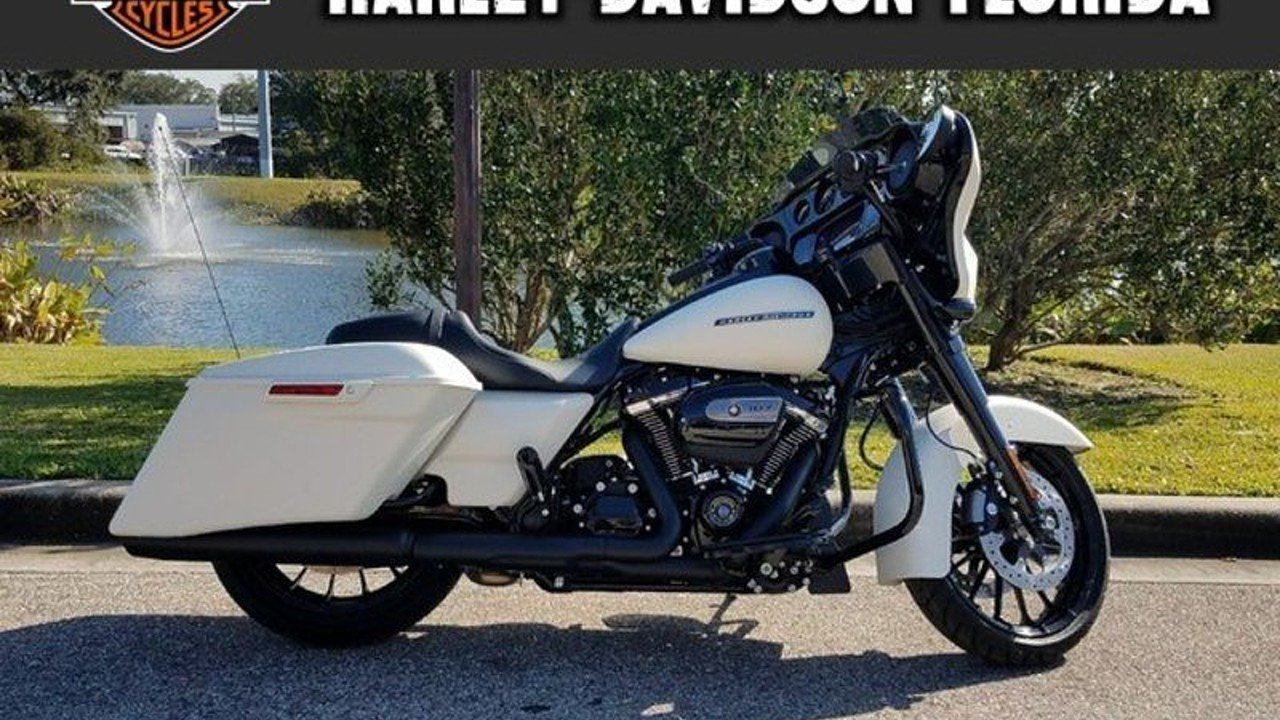 2018 Harley-Davidson Touring Street Glide Special for sale 200523432