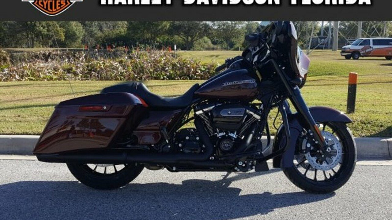 2018 Harley-Davidson Touring Street Glide Special for sale 200523440