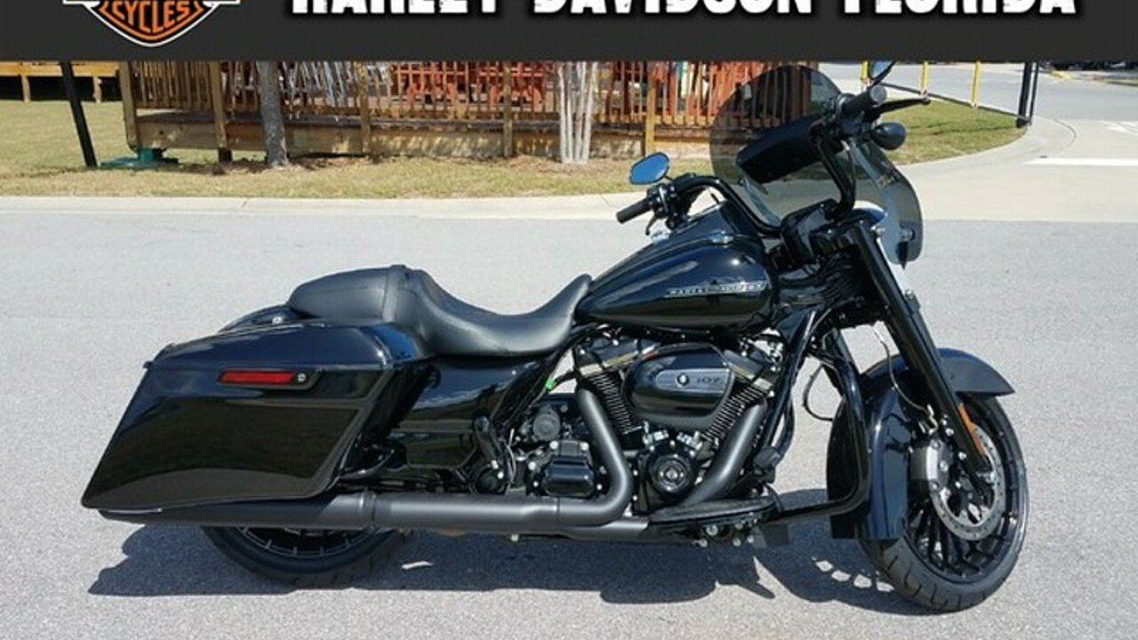2018 Harley-Davidson Touring Road King Special for sale 200523593