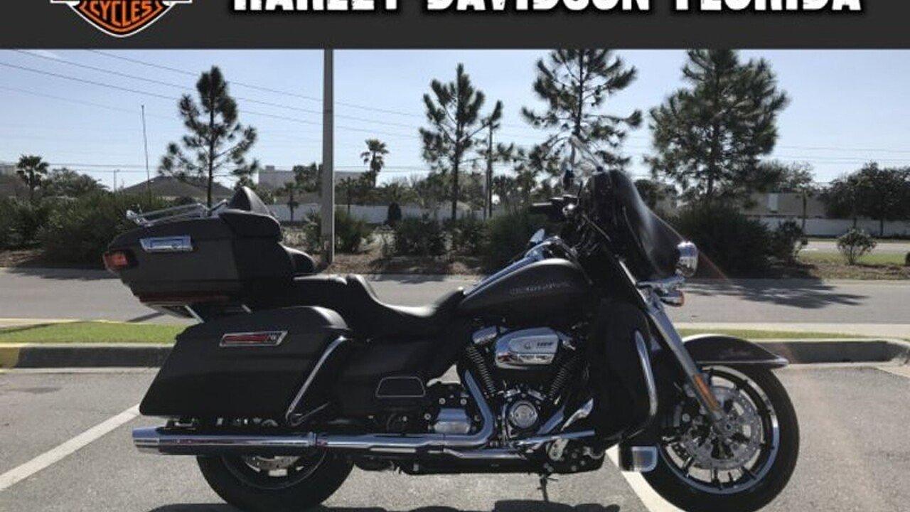2018 Harley-Davidson Touring Ultra Limited for sale 200523655