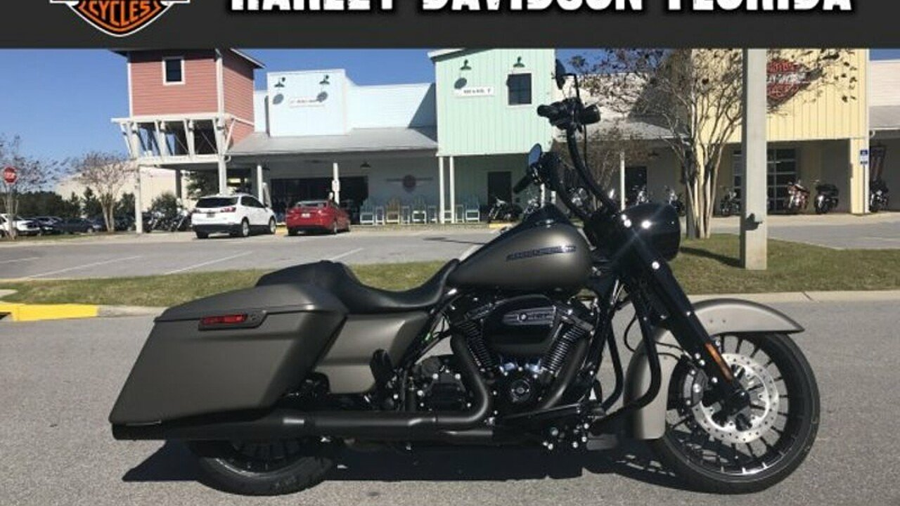 2018 Harley-Davidson Touring Road King Special for sale 200523738