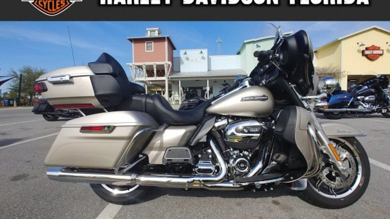 2018 Harley-Davidson Touring Electra Glide Ultra Classic for sale 200523740