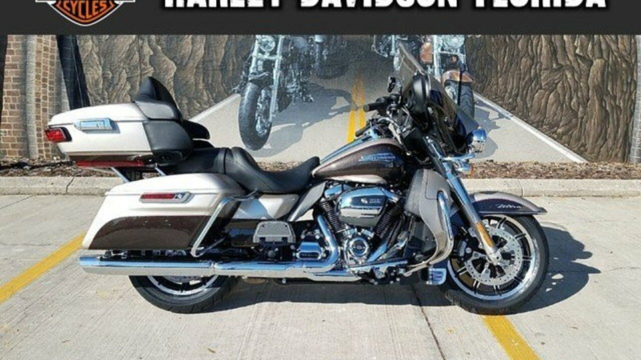 2018 Harley-Davidson Touring Electra Glide Ultra Classic for sale 200525259