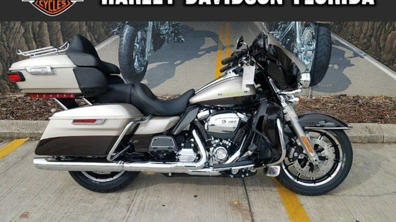 2018 Harley-Davidson Touring Ultra Limited for sale 200525263