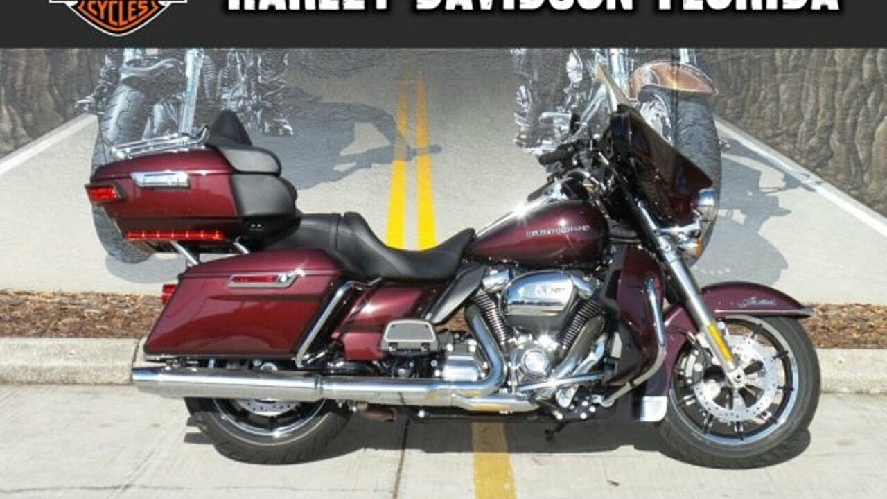 2018 Harley-Davidson Touring Ultra Limited for sale 200525265