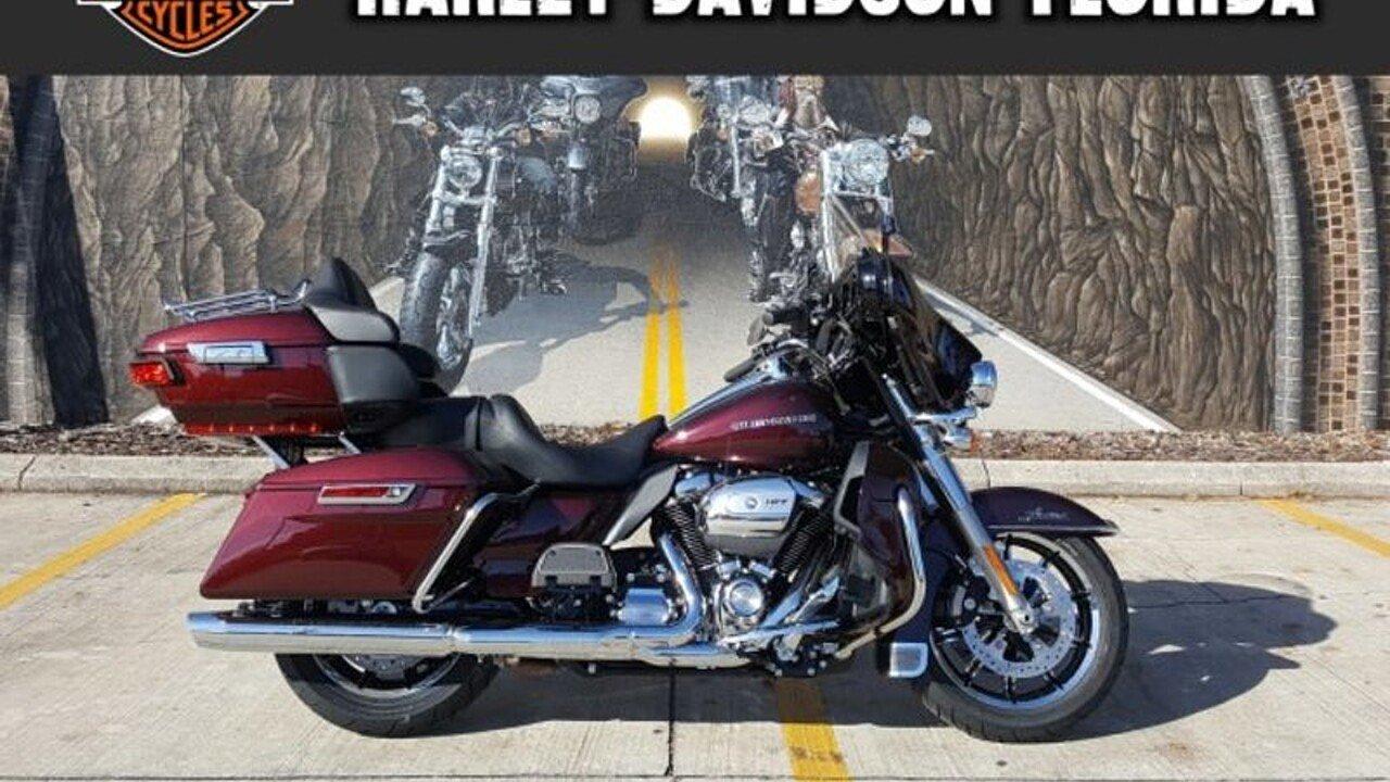 2018 Harley-Davidson Touring Ultra Limited for sale 200525265