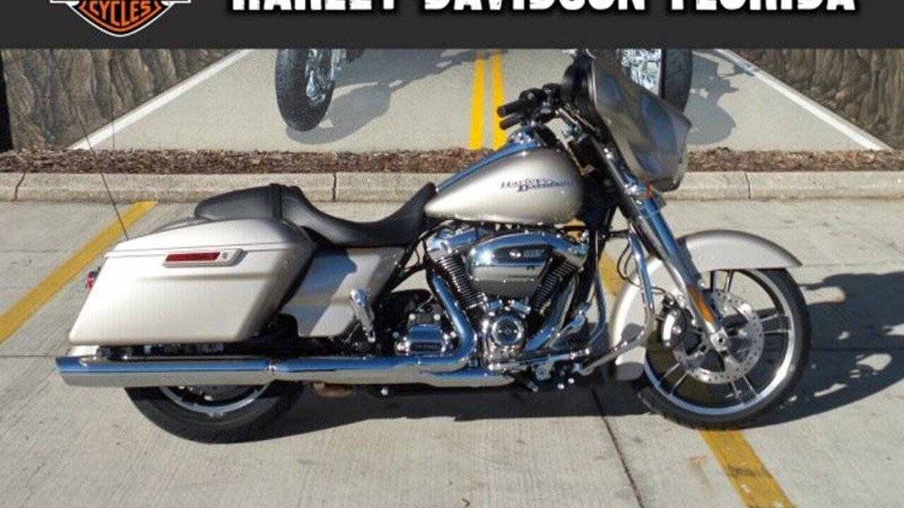 2018 Harley-Davidson Touring Street Glide for sale 200525286