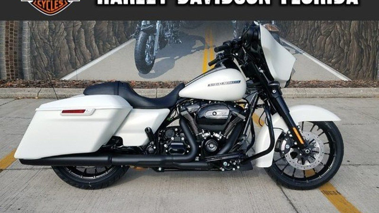 2018 Harley-Davidson Touring Street Glide Special for sale 200525307