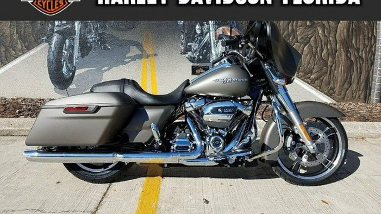 2018 Harley-Davidson Touring Street Glide for sale 200525320