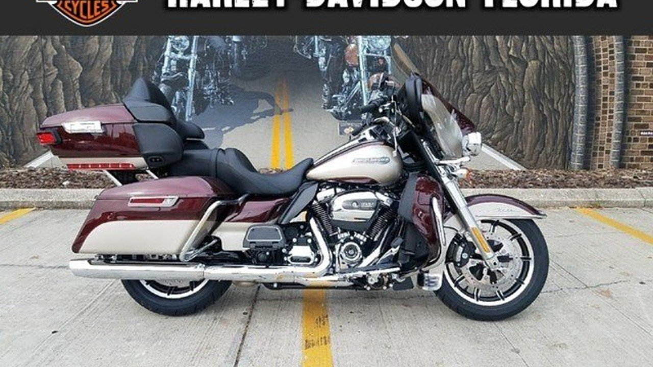 2018 Harley-Davidson Touring Electra Glide Ultra Classic for sale 200525330