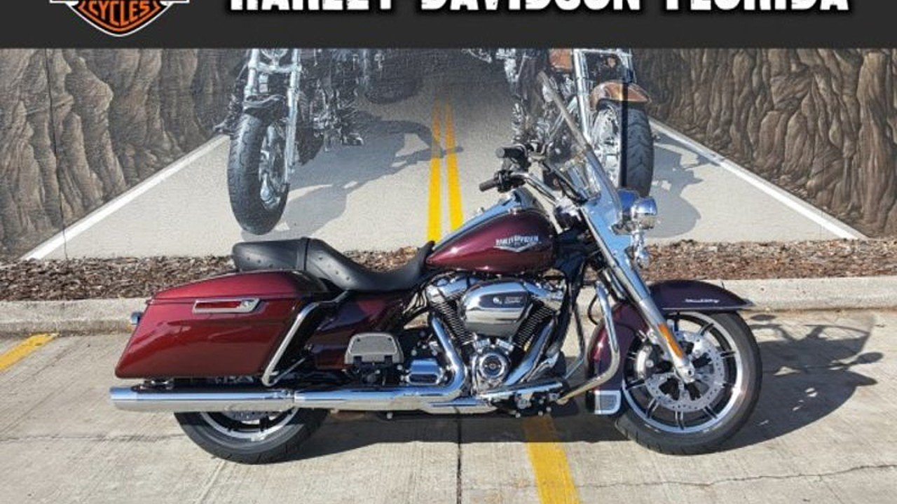2018 Harley-Davidson Touring Road King for sale 200525332