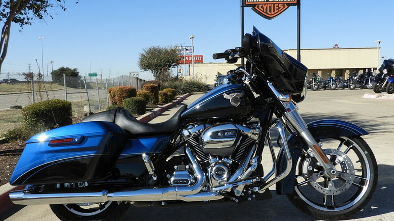 2018 Harley-Davidson Touring 115th Anniversary Street Glide for sale 200525412