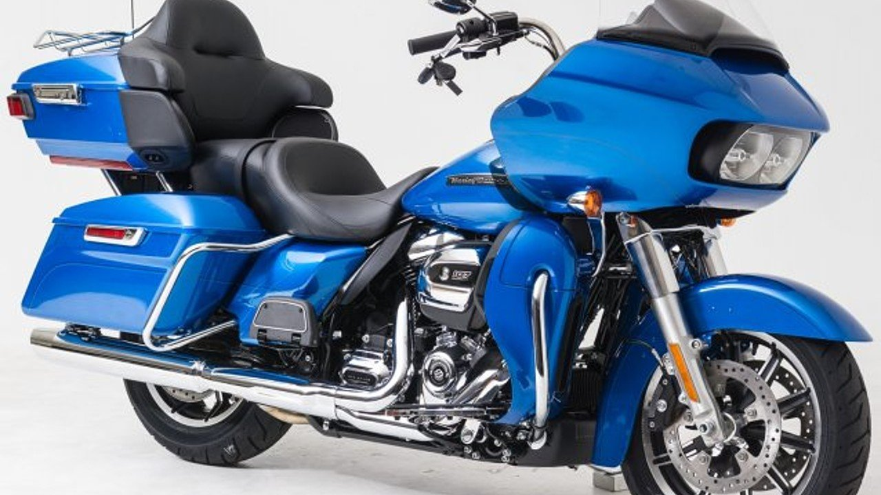 2018 Harley-Davidson Touring Road Glide Ultra for sale 200525479