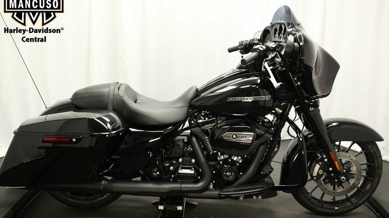 2018 Harley-Davidson Touring Street Glide Special for sale 200525786