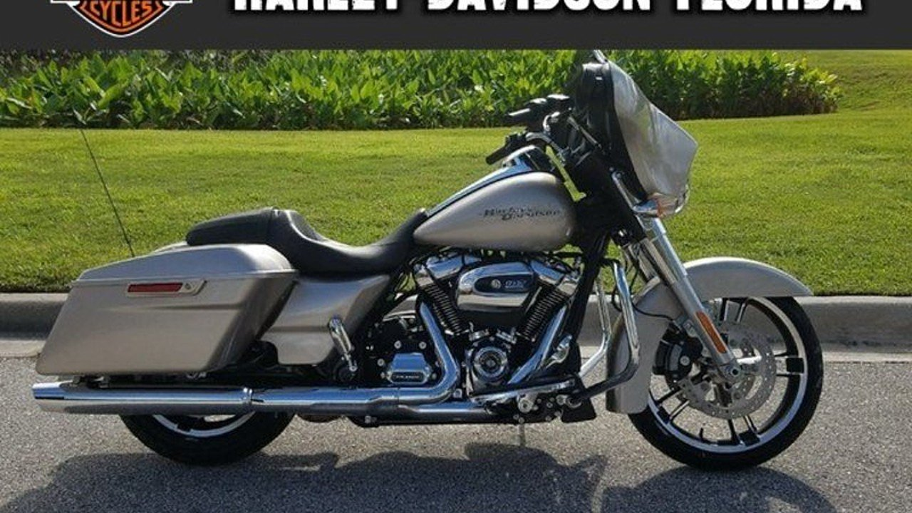2018 Harley-Davidson Touring Street Glide for sale 200525928