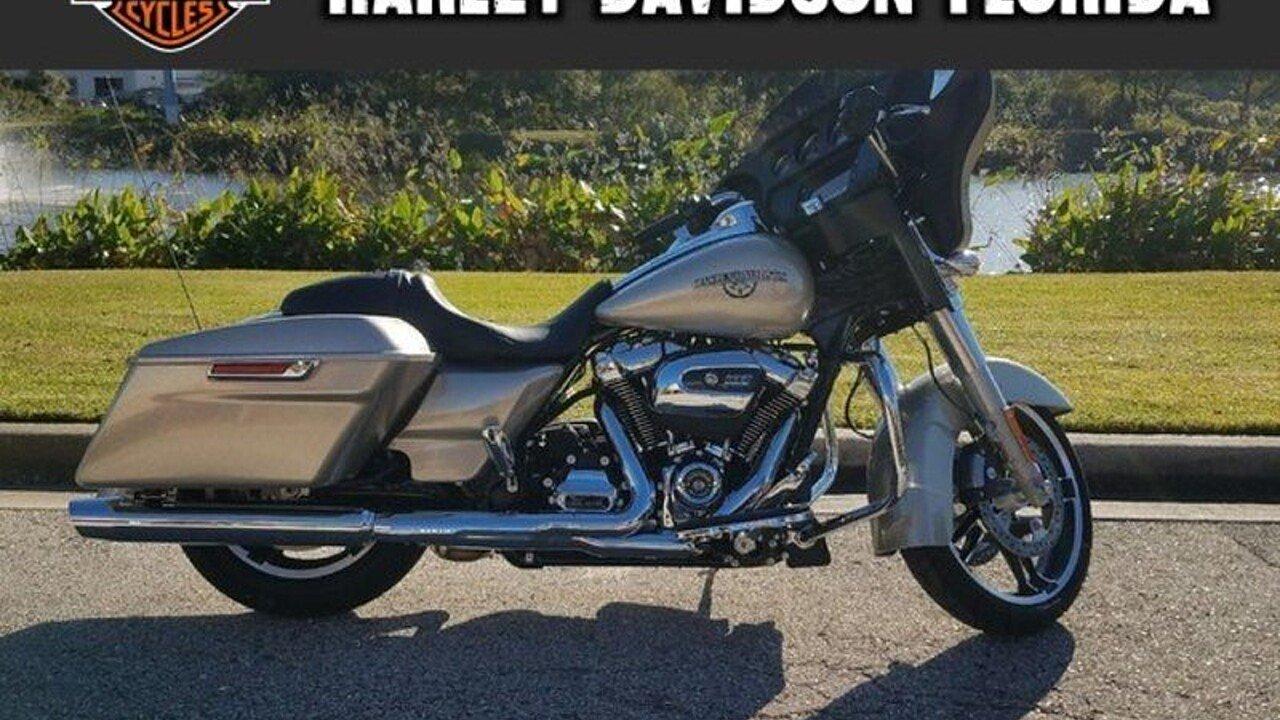 2018 Harley-Davidson Touring Street Glide for sale 200525934