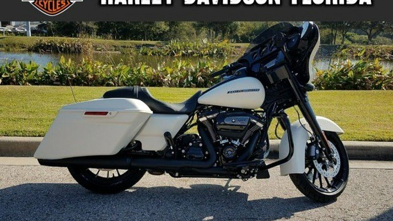 2018 Harley-Davidson Touring Street Glide Special for sale 200525950