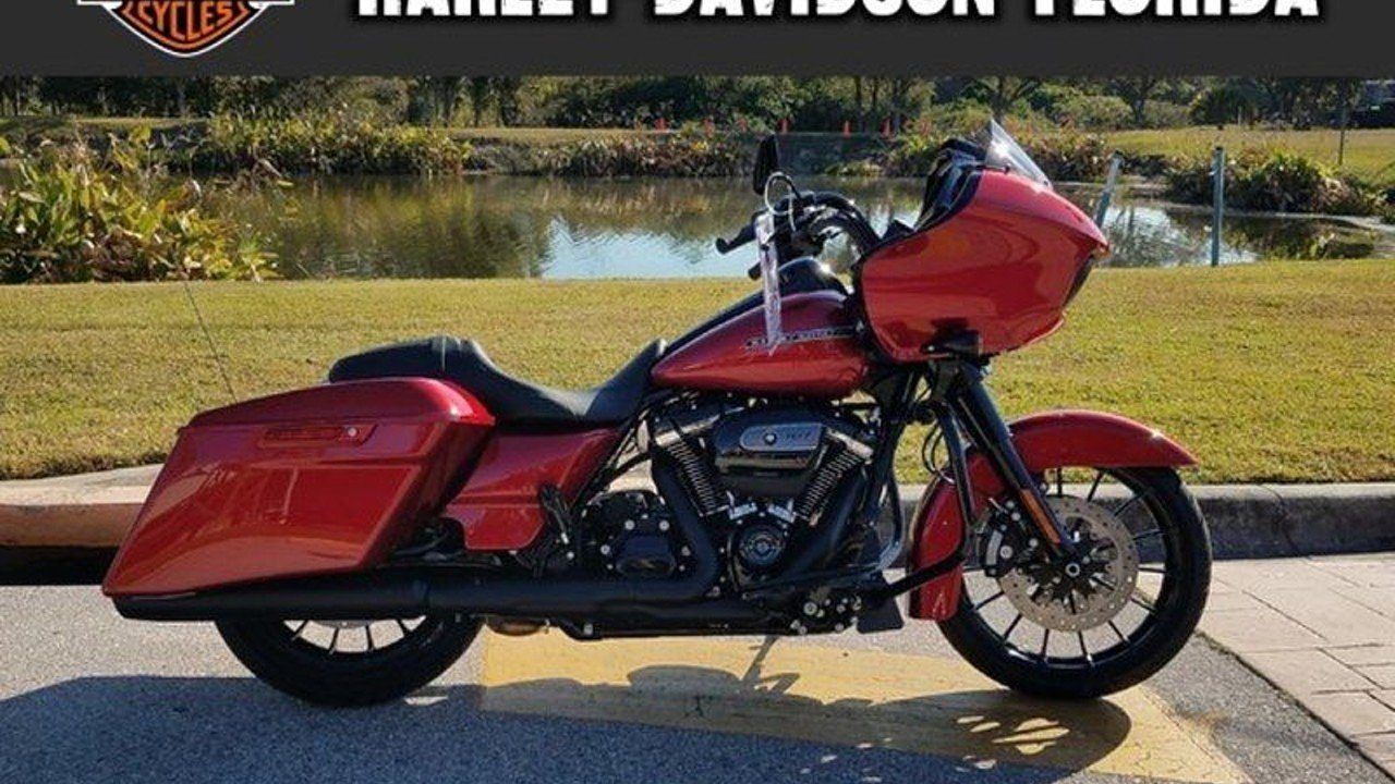 2018 Harley-Davidson Touring Road Glide Special for sale 200525953