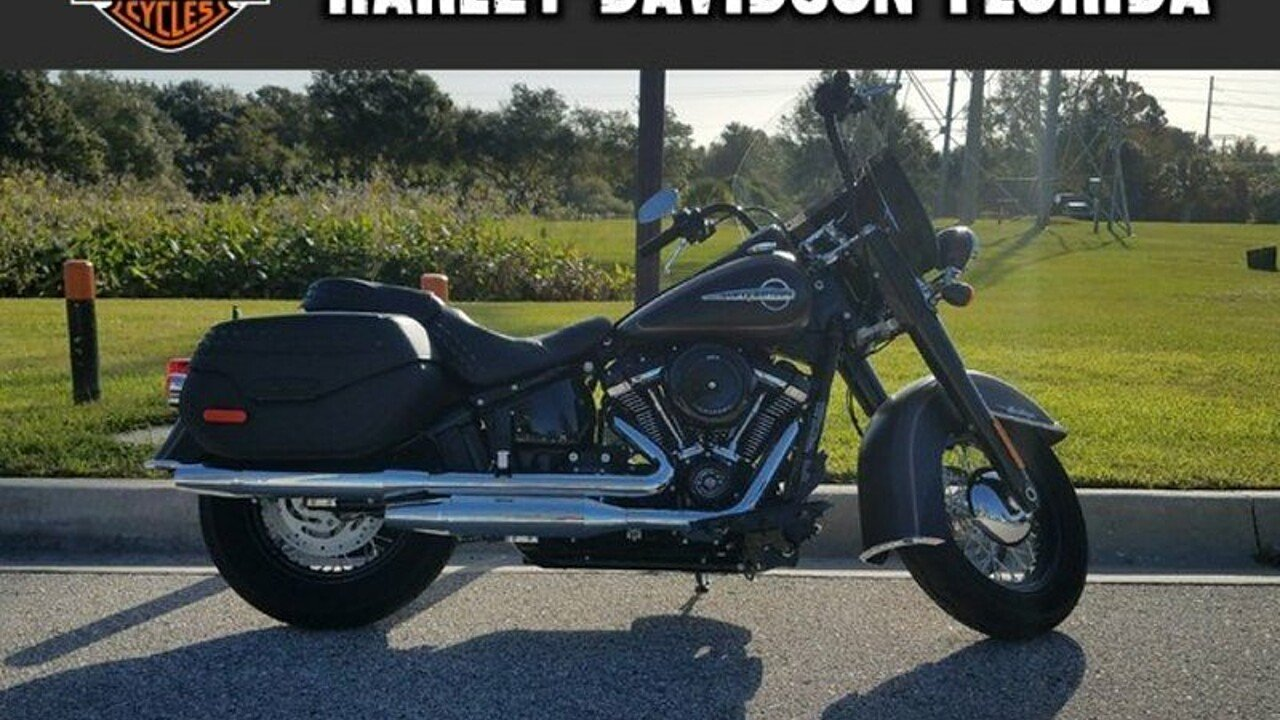 2018 Harley-Davidson Touring Heritage Classic for sale 200525998