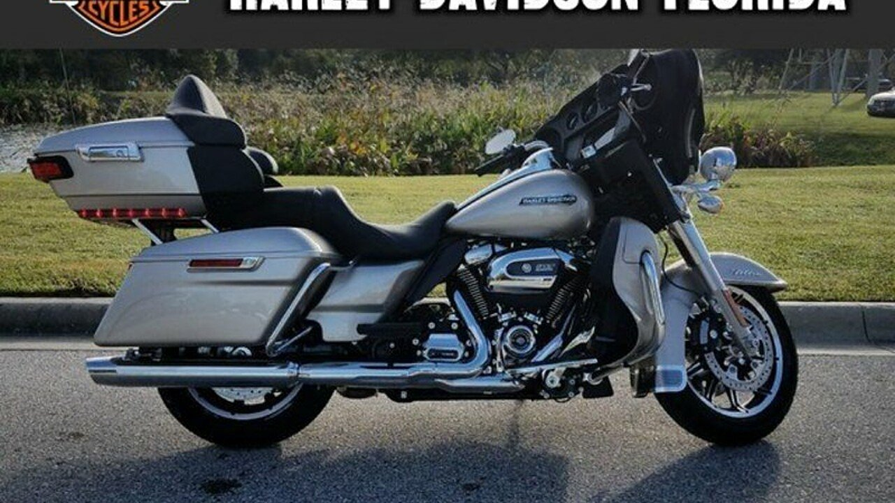 2018 Harley-Davidson Touring Electra Glide Ultra Classic for sale 200526005