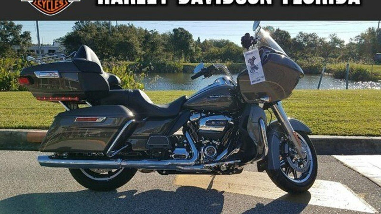 2018 Harley-Davidson Touring Road Glide Ultra for sale 200526007