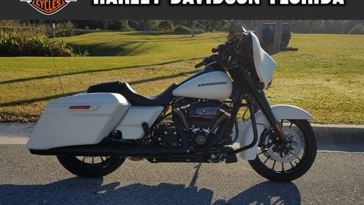 2018 Harley-Davidson Touring Street Glide Special for sale 200526010