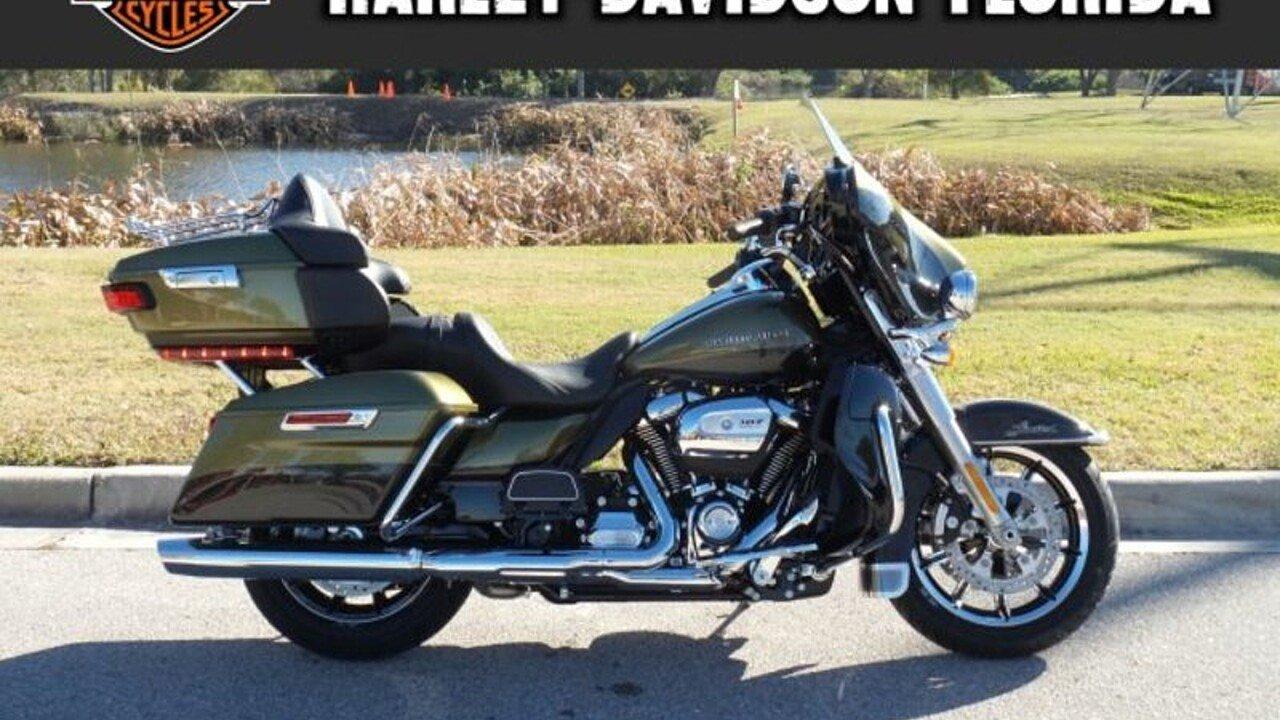 2018 Harley-Davidson Touring Ultra Limited for sale 200526053