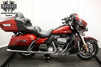 2018 Harley-Davidson Touring Ultra Limited for sale 200528357