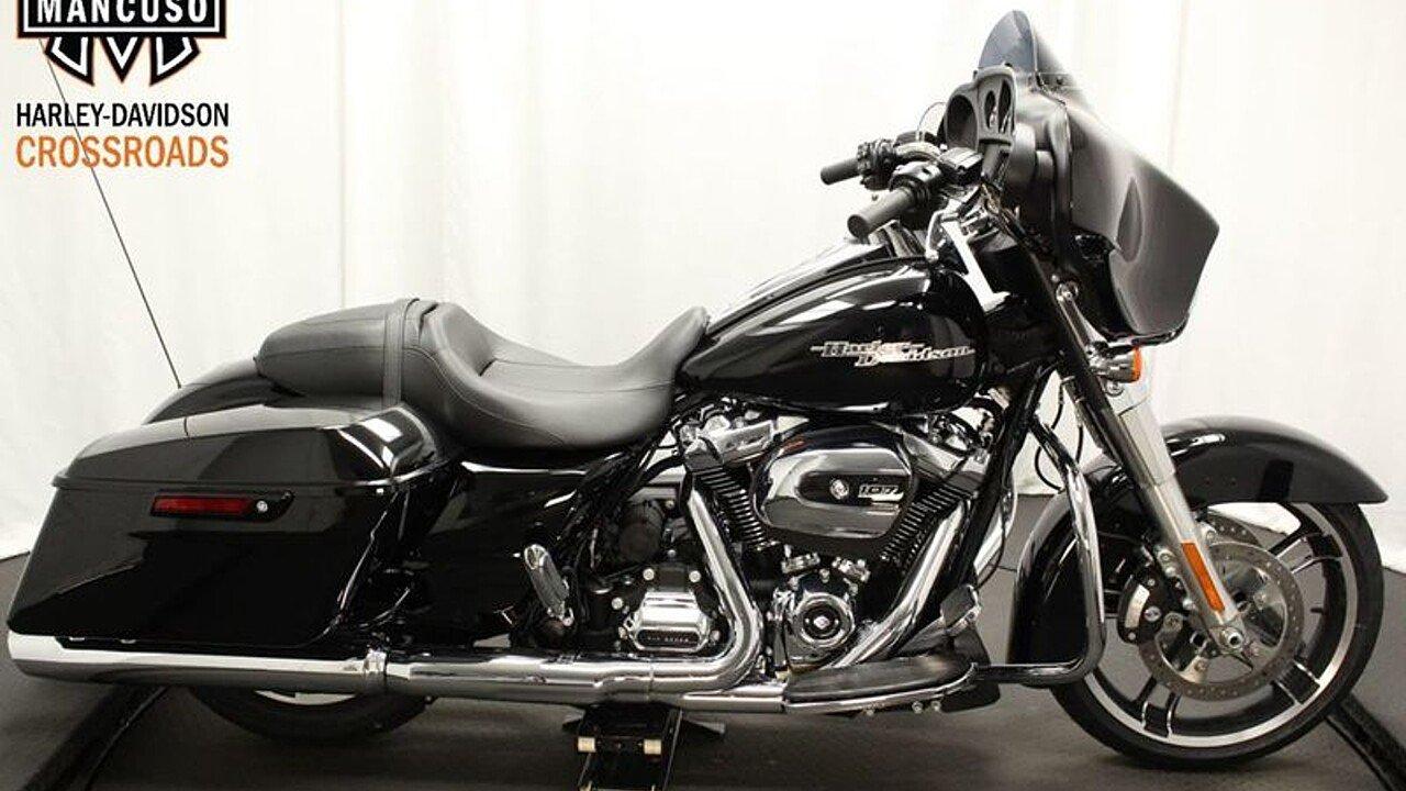 2018 Harley-Davidson Touring Street Glide for sale 200528742