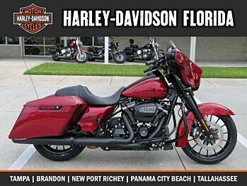 2018 Harley-Davidson Touring Street Glide Special for sale 200529776