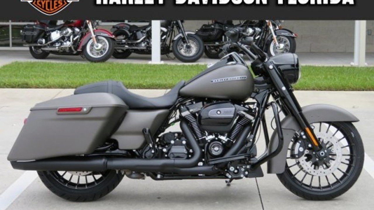 2018 Harley-Davidson Touring Road King Special for sale 200529842