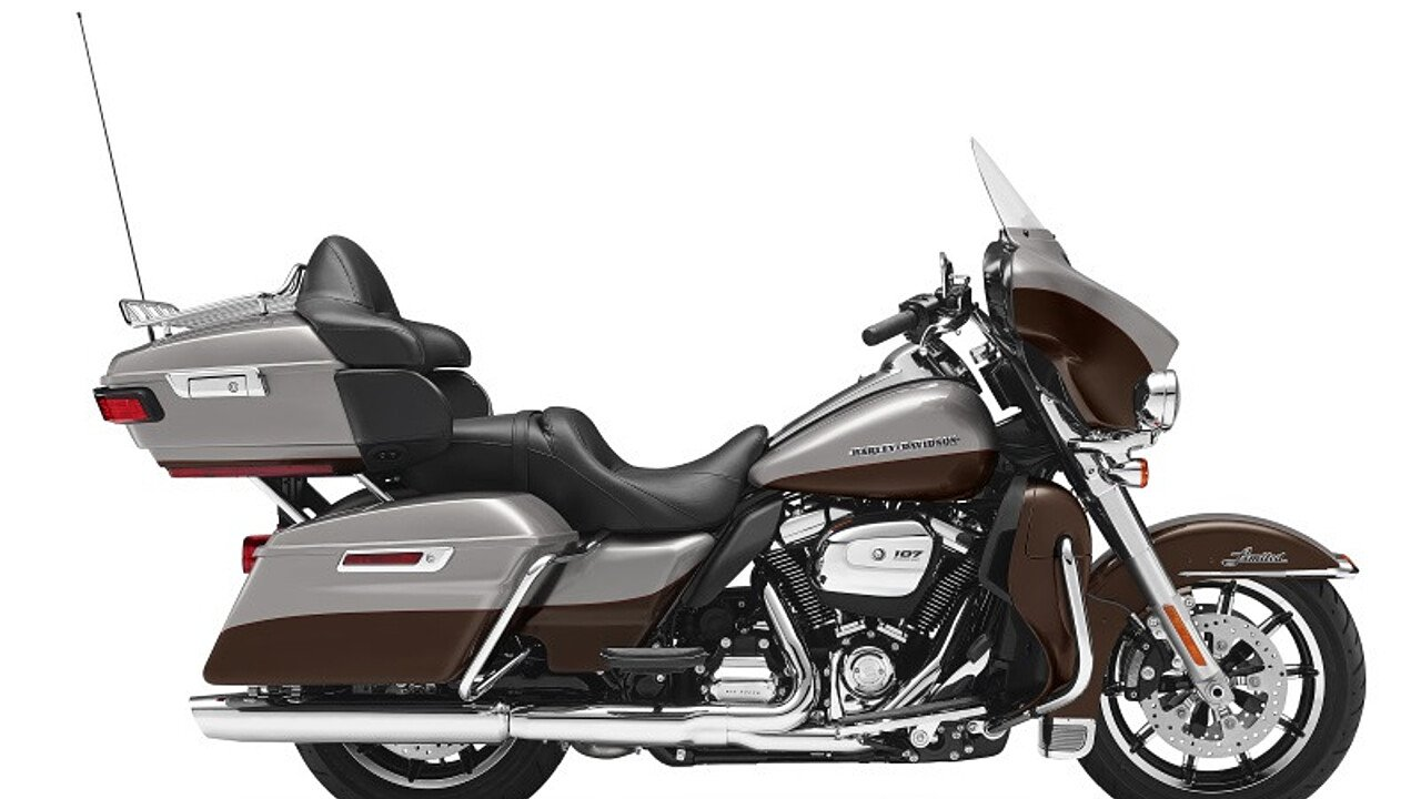2018 Harley-Davidson Touring Ultra Limited for sale 200533295