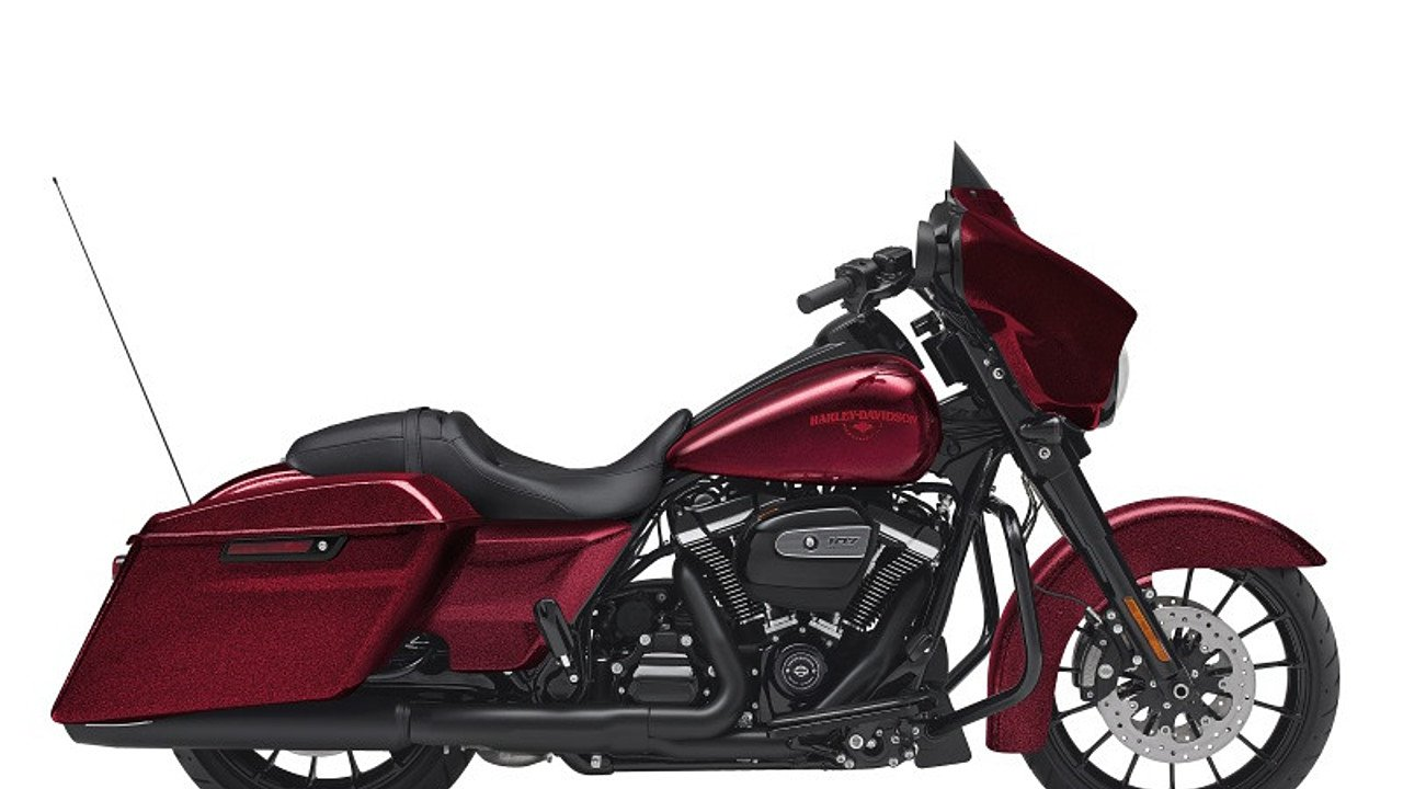 2018 Harley-Davidson Touring Street Glide Special for sale 200533297